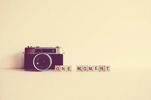 La photographie, un état d'esprit.