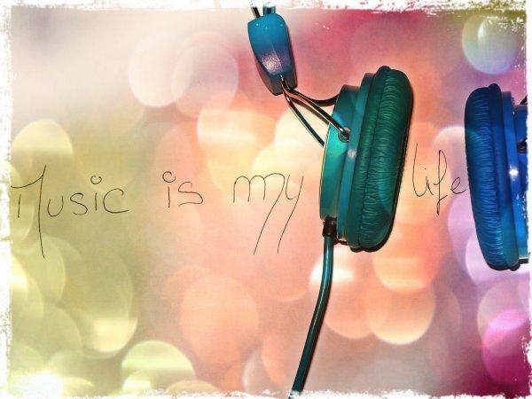 Certaines musiques sont comme la Bande-Originale de notre vie ♫