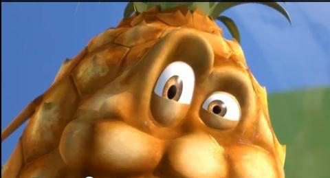 Mon Ananas !! TMTC ma Source ;D