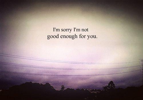 Ne pleure pas un proche qui te lâche, ce n'était rien qu'un lâche qui était proche.