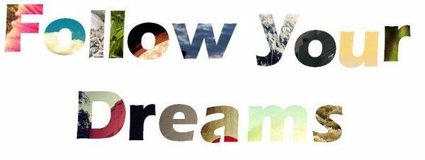 I'm dreaming, singing, hoping, smiling ...