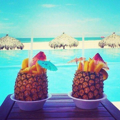 Deux ananas ?! *w*