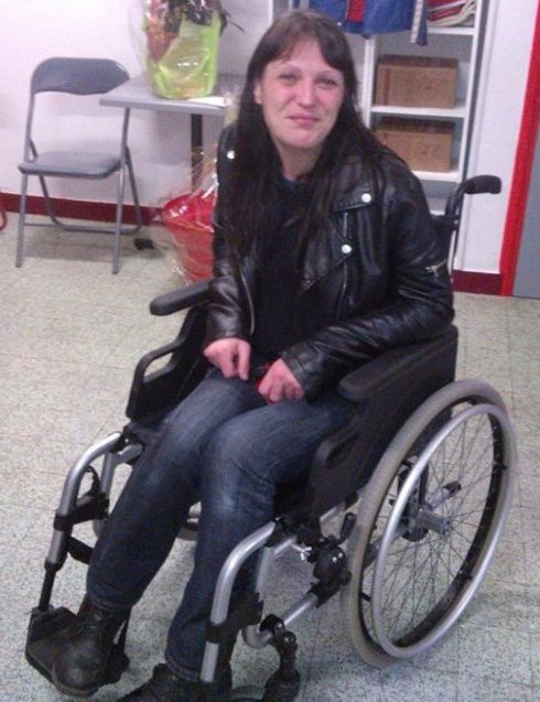 Vivement que je puisse quitter ce fauteuil !