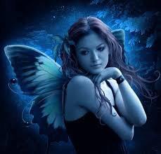 J'aimerais parfois m'envoler comme un papillon et ne plus sentir mon corps !