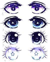 les yeux.les quels prefere tu?