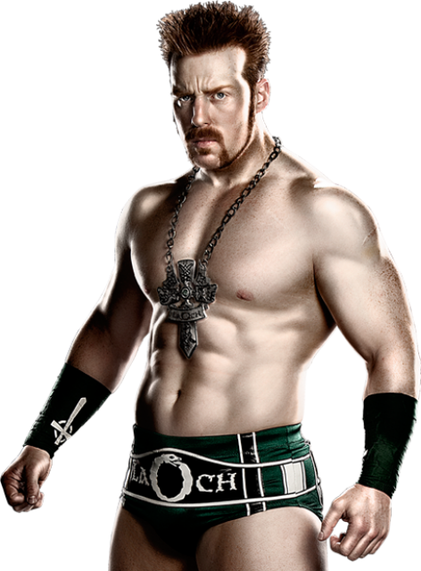 catch wwe sheamus