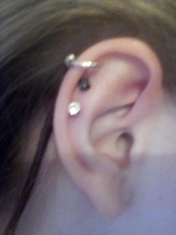 Mon oreille droite