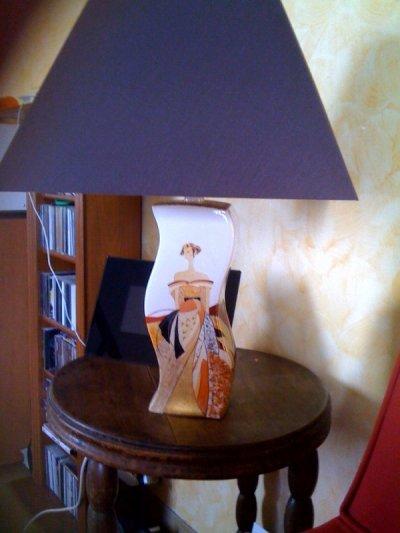 lampe aux techniques modernes