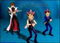 Oppa Gangnam Style Version Yu-Gi-OH !