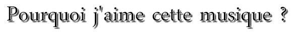♫ Coups de Coeur Musicale ♪