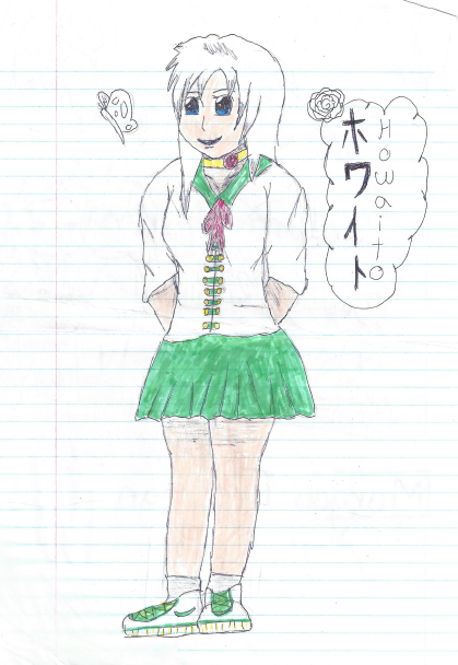 Enfin! Je vous présente TOUS mes personnages d'anges et démons à Tokyo :3