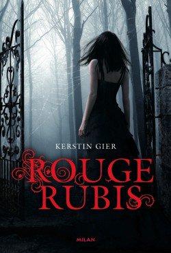 La trilogie des Gemmes : Rouge Rubis - Kerstin Gier - Tome 1