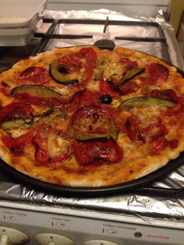 Ce soir c'est pizza
