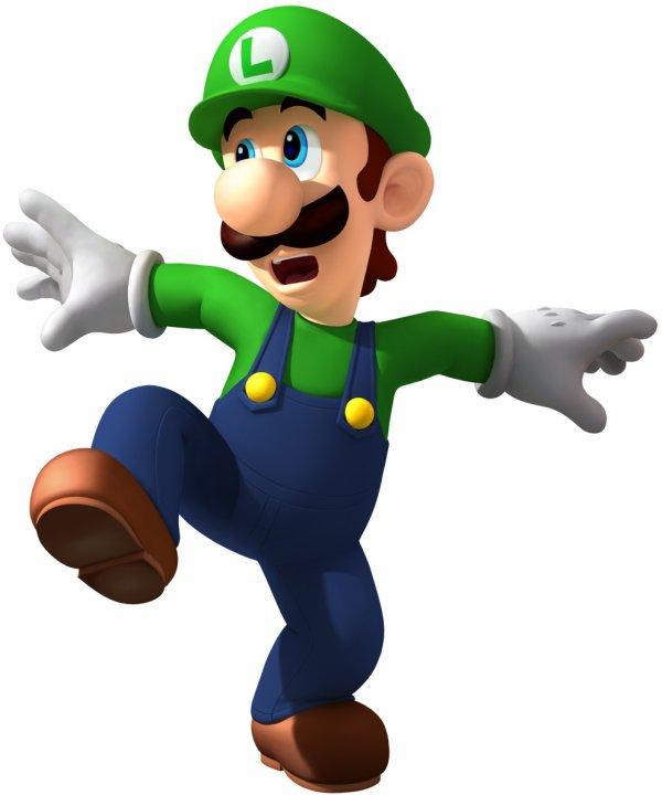 Luigi La Biographie L Univers De Mario