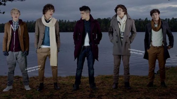 One Direction dans le clip de Gotta Be You + #NiallFacts