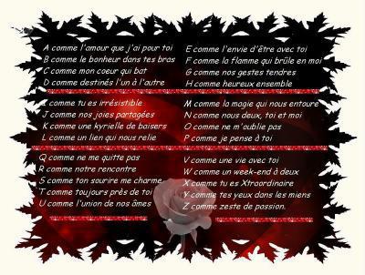 Poeme Ma Femme Que Jaime