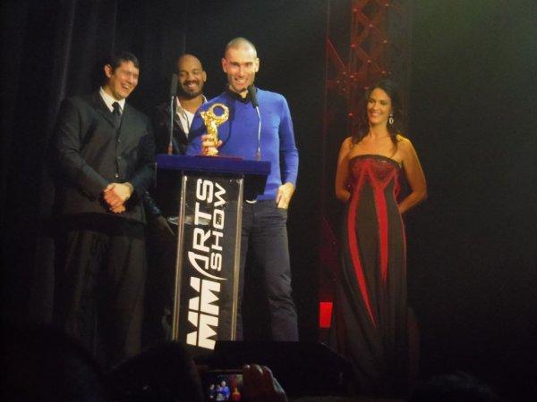 Parabellum Combat Club élu Meilleur Club de l'année et Meilleur Coach de l'année !