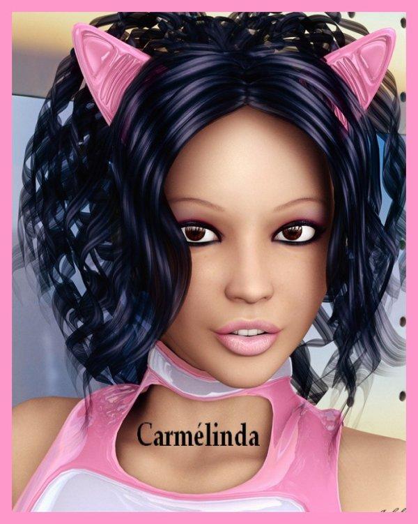 (l) IMAGE DE MON AMIE CARMELINDA  (l)
