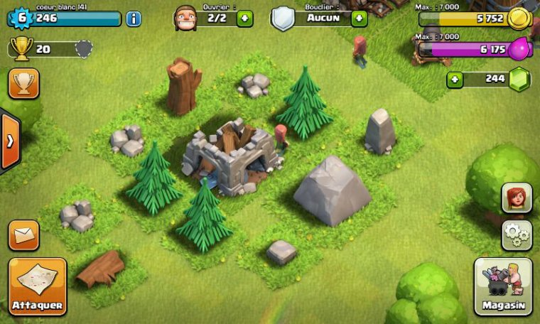Le château de clan