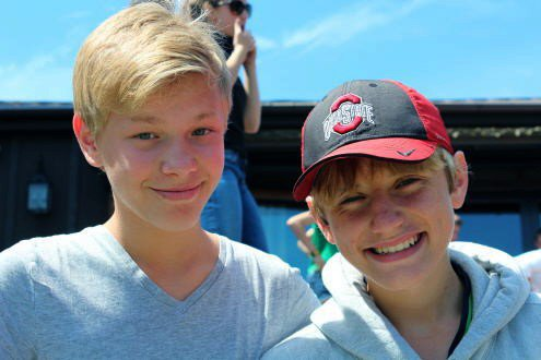 Thilo Berndt & Nathan Gamble