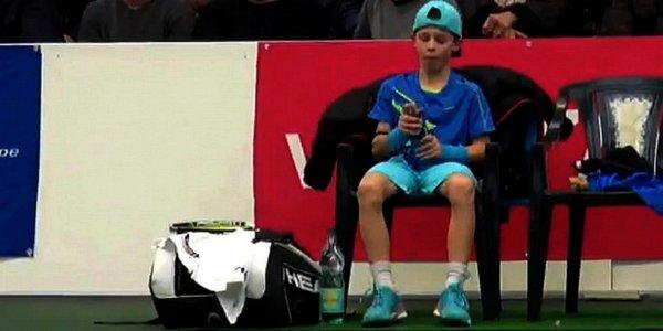 dans quelques années à Roland Garros (ange)