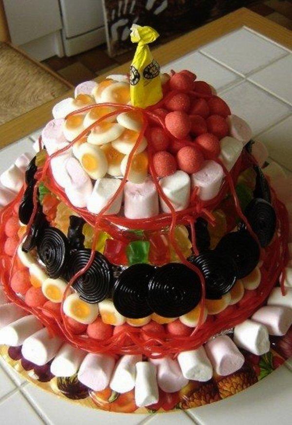 Haribo a pensé à toi ! Joyeux anniversaire :)