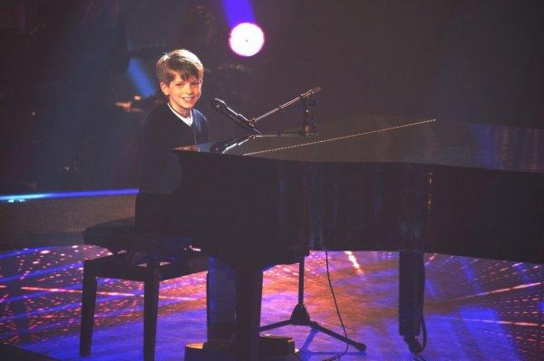 ♫  :) Paul à la Voix Junior de ce Dimanche :)  ♫