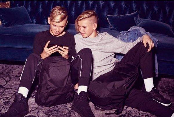 ♫ Marcus & Martinus ♫