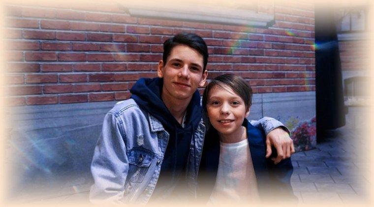 Robin et William ! quand deux jeunes talents se rencontrent :)