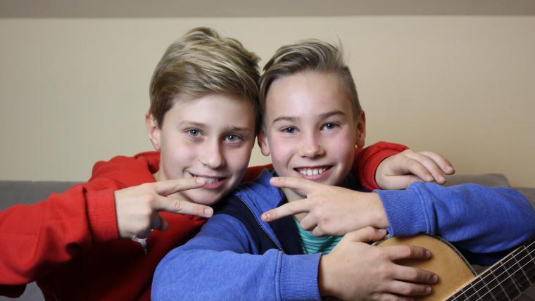 ♫ Kevin Kuglmeier,  le frère de Luca ♫