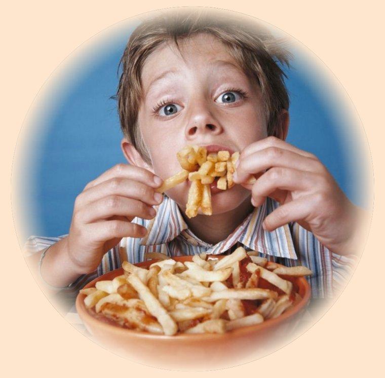 une grosse envie de manger des frites ce soir :D