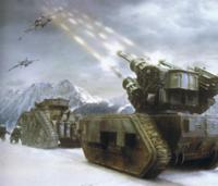 Campagne : la guerre de Terxus Prime, présentation des forces.