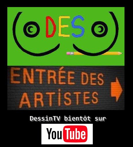 Dessin TV bientôt accessible sur Youtube !