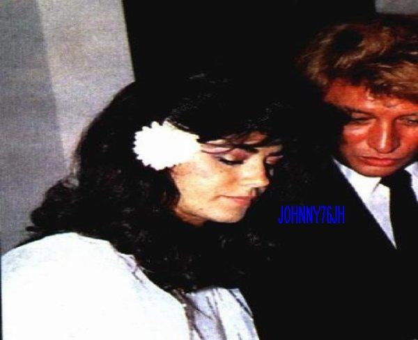 Mariage de Johnny