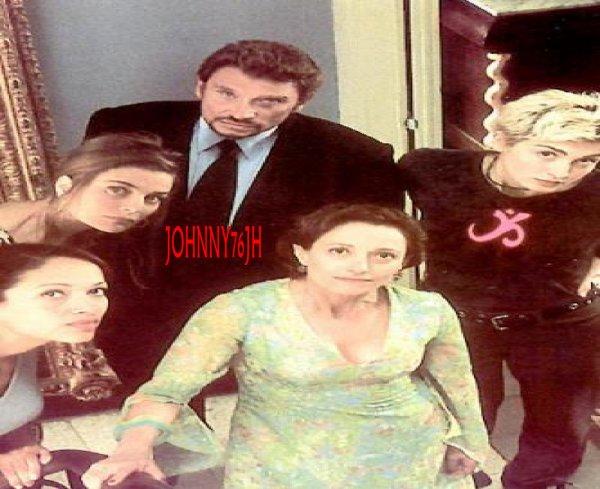 Johnny et ces femmes