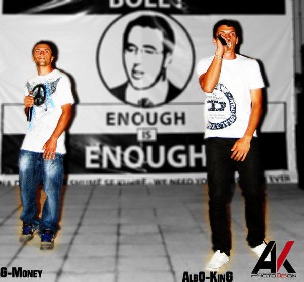 AlbO-KinG & G-Money 2010 Koncert