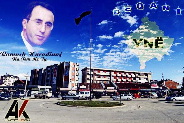 Deqani Ynë Ramusha Haradinaj