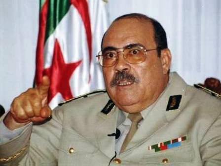 هلاك الجنرال الحركي محمد العماري القائد السابق لأركان الجيش الجزائري