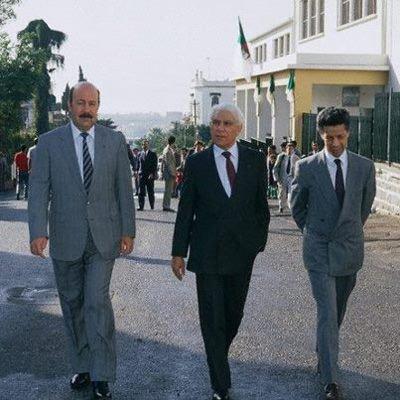 التاريخ الفعلي للجزائر