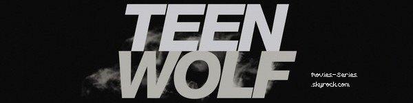 * --------------------SérieTeen Wolf !*