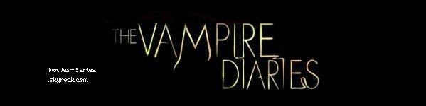 * --------------------SérieThe Vampire Diaries !*