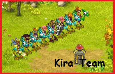 - Bienvenu sur le blog de la team Kira -