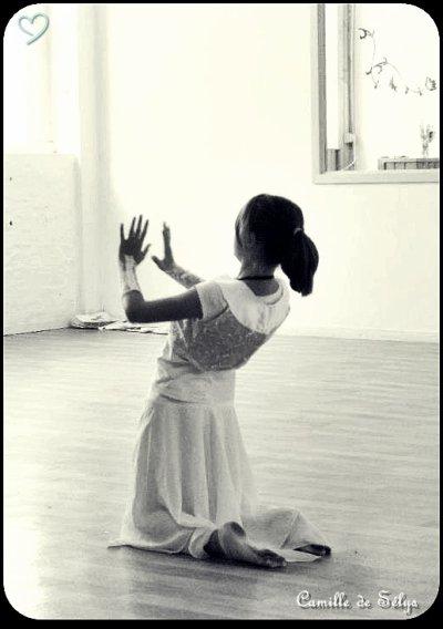 Fait danser la poussière ! ♥