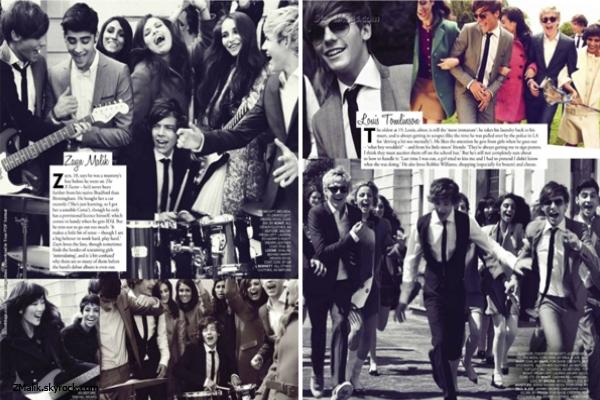 .Découvrez des scans du magazine Tatler . Y'a pas de mots , j'adore j'adore j'adore . Ils sont magnifiques dessus et ont l'air de s'éclater ! .