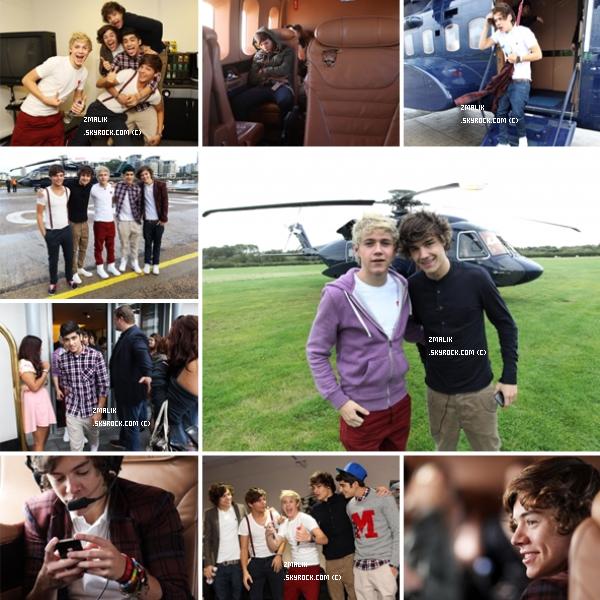 .♦ 24 Septembre 2011 : Les 1D ont pérformés « WMYB » et « Na Na Na » à Leeds en Angleterre. .