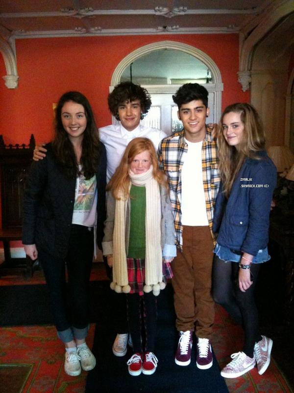 .Une nouvelle photo des One Direction vient de faire sa petite apparition. Vous aimez ? .