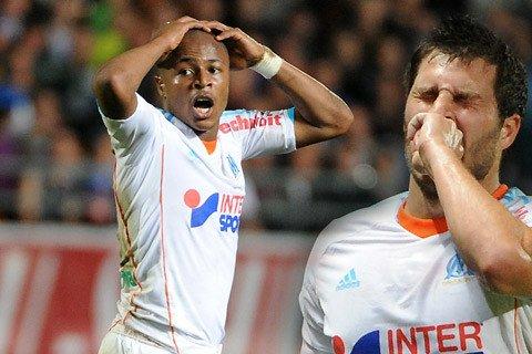 9eme Journée : Troyes - OM (1-0)