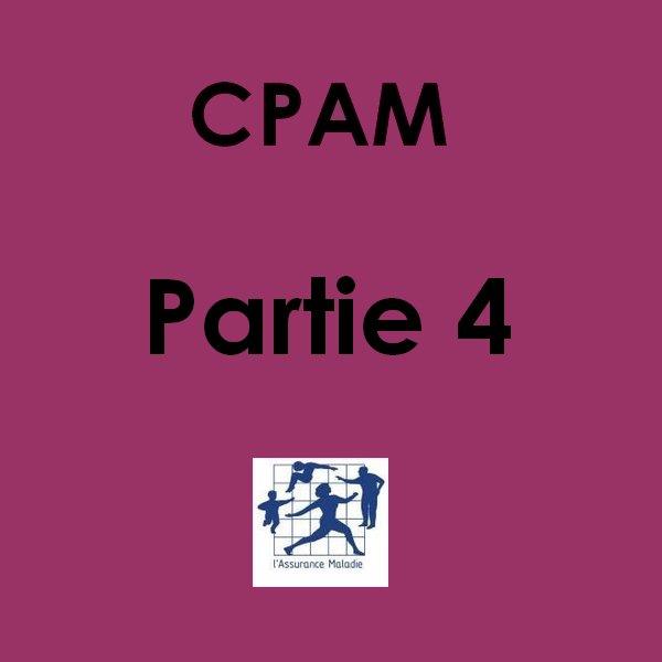# 25 15/11/2012 : CPAM partie 4
