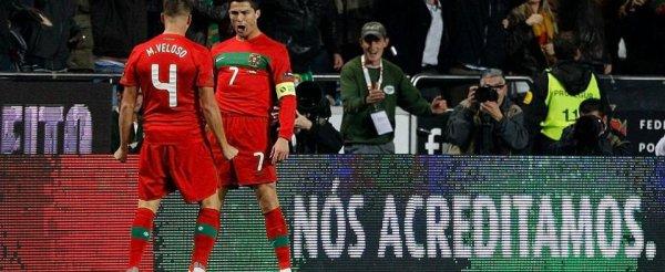 PORTUGAL ESTA NO EURO 2012 !!!