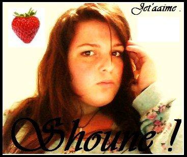 SHOUNE AMOO- TE !! ♥.